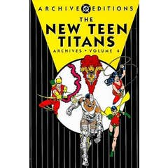 The New Teen Titans Archives, Volume 4