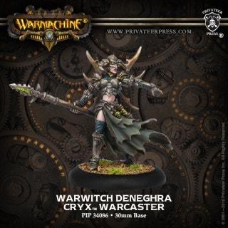 Warwitch Deneghra - Warcaster