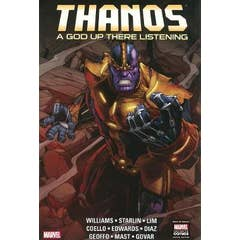 Thanos: A God Up There Listening