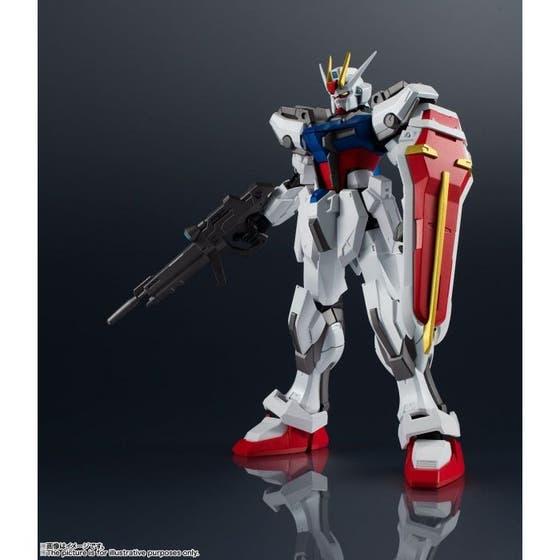 Msg Seed Gat-x105 Strike Gundam Bandai Gundam Universe Af