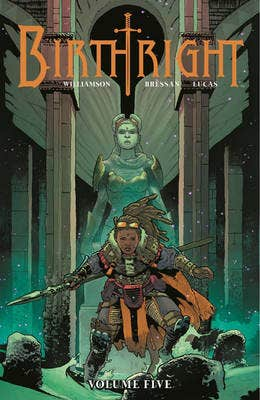 Birthright Volume 5: Belly of the Beast