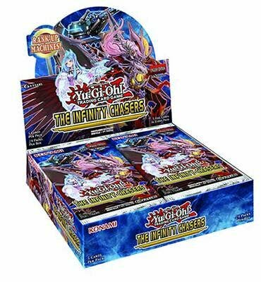 Infinity Chasers Booster Display Box