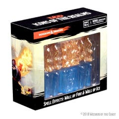 Spell Effects: Wall of Fire & Wall of Ice