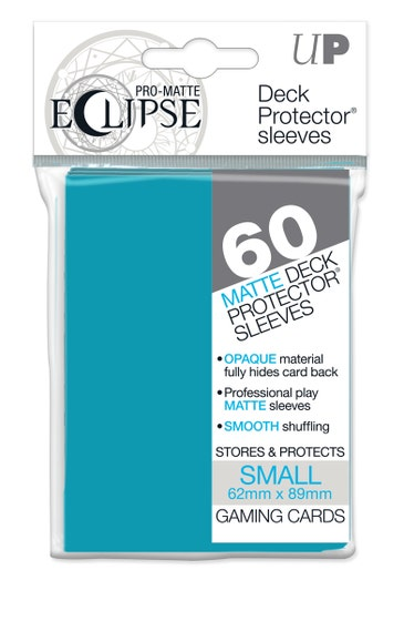 Eclipse Matte Small Sleeves Sky Blue (60)
