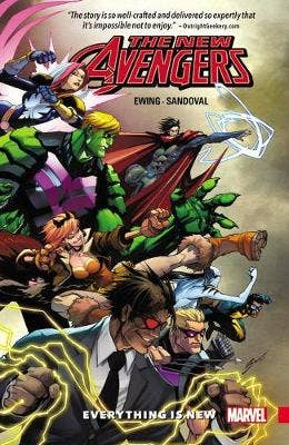 New Avengers: A.i.m. Vol. 1 - Everything Is New