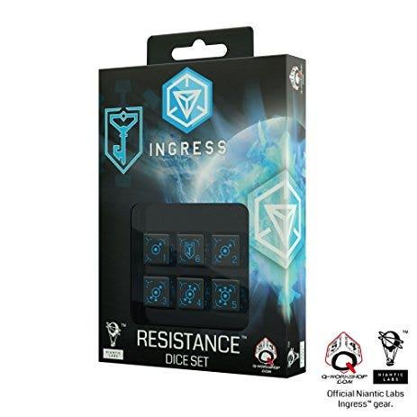 Ingress Resistance 6d6 Dice