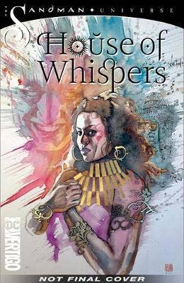 House of Whispers Volume 3: Watching the Watchers