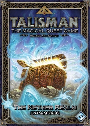 Talisman (Revised 4th Edition): The Nether Realm Expansion