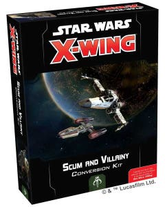 Scum and Villainy Maneuver Dial Upgrade Kit