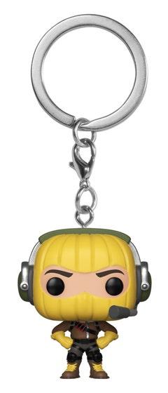 Raptor Pocket POP! Keychain