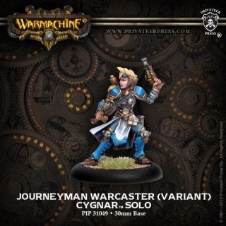 Journeyman Warcaster (Female)