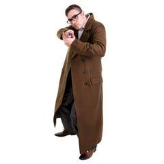 10th Doctor's Coat (L)