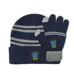 Ravenclaw Kids Beanie and Gloves
