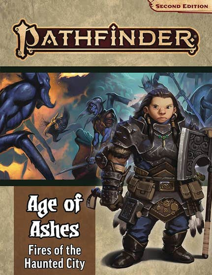Age of Ashes Part 4 Fires of the Haunted City