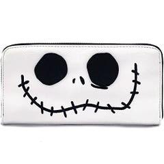 Jack Big Face Zip Around Wallet