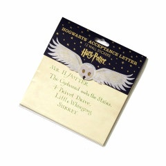 Hogwarts Acceptance Letter Wall Stickers (12)