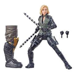 Black Widow Legends Series Action Figure 15 cm