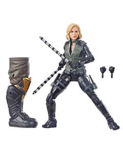 Black Widow Legends Series Action Figure 15 cm