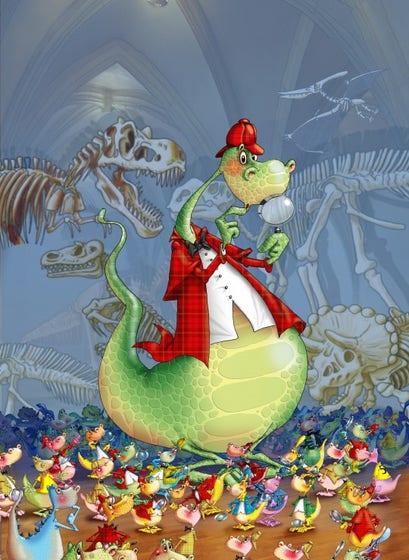 Dragon Puzzle (300)