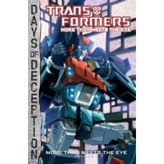 Transformers More Than Meets The Eye Volume 7