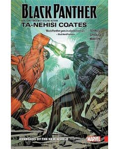 Black Panther Book 5: Avengers Of The New World Part 2