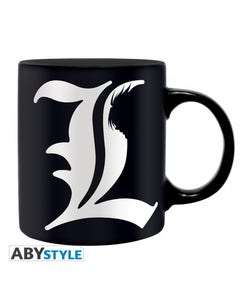 Death Note Rules of the Death Note Mug