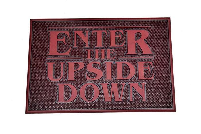 Upside Down Rubber Mat