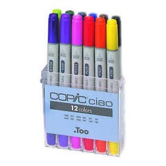 Copic Marker Ciao Basic (12)