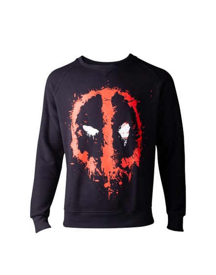 Dripping Face Sweater (L)