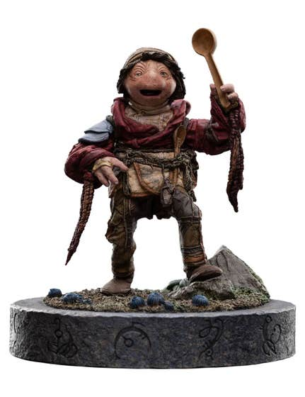 Dark Crystal Hup the Podling 1/6 Scale Polystone Statue