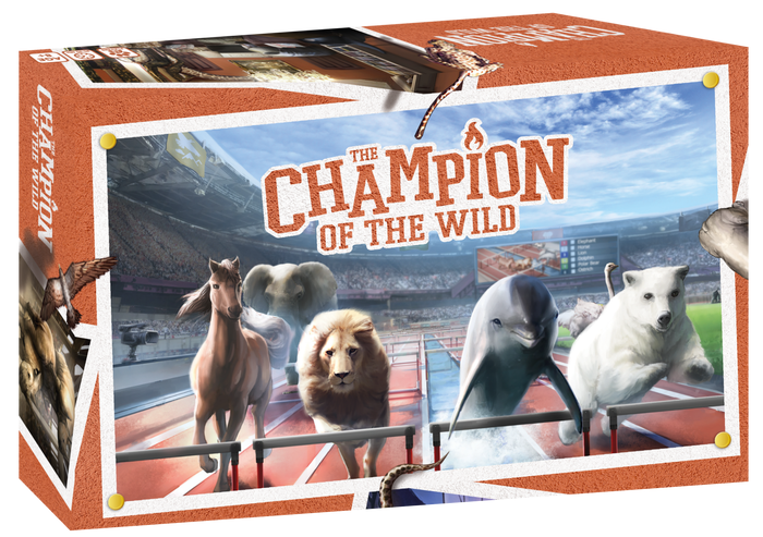 The Champion of the Wild