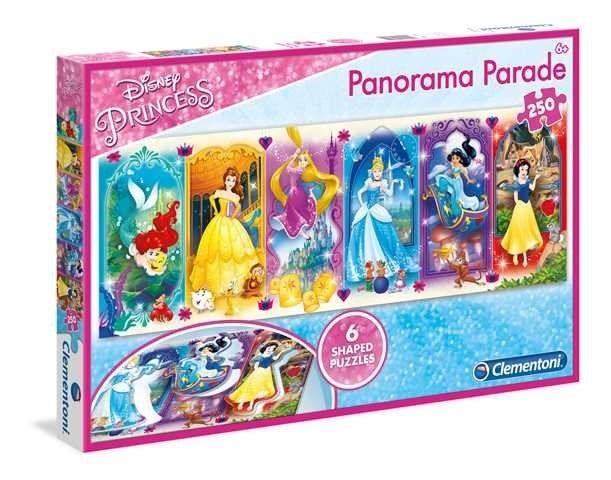 Disney Princess Panorama Puzzle (250)