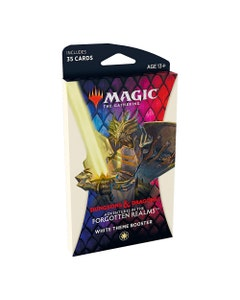 Adventures in the Forgotten Realms White Theme Booster Pack