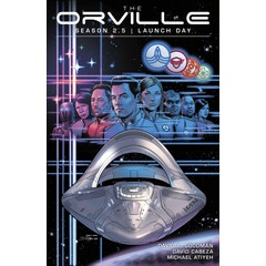 Orville Season 2.5, The: Launch Day