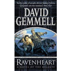 Ravenheart: The Rigante Book 3: An action-packed and gripping read from the master of heroic fantasy