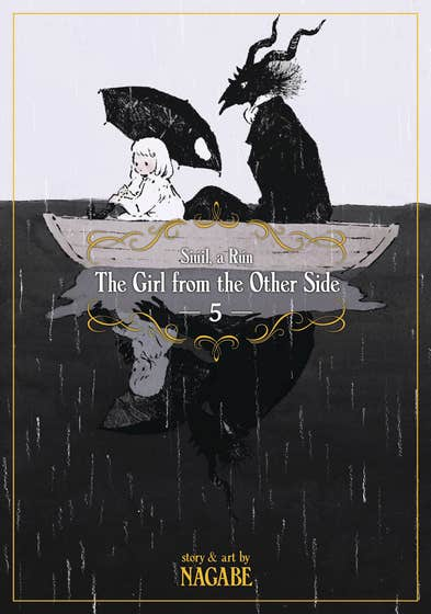 The Girl From The Other Side: Siuil A Run Vol. 6