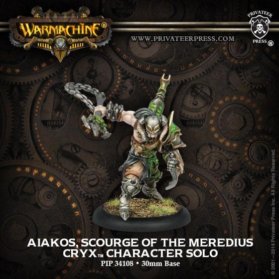 Aiakos, Scourge of the Meredius
