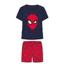 Spider-Man Blue Pajamas Shirts and T-Shirt (14 years)