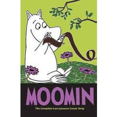 Moomin: Book 9: The Complete Lars Jansson Comic Strip: Book 9