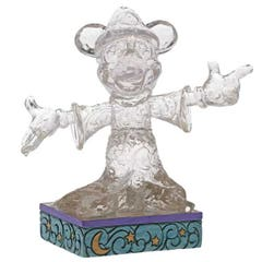 Ice Bright Sorcerer Mickey Mouse Figurine