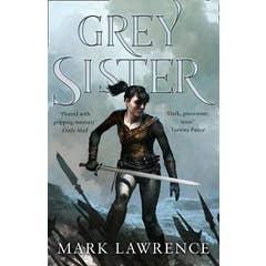 Grey Sister (Book of the Ancestor, Book 2)