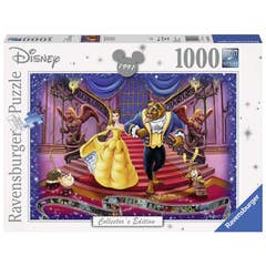Beauty and the Beast Puzzle (1000)