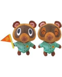 Timmy & Tommy Plush Figure 2-Pack 15 cm