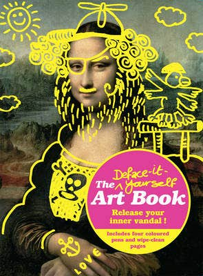 Deface It Yourself Art Book