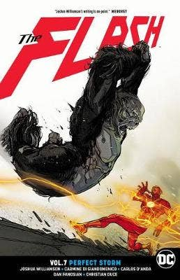 The Flash Volume 7: Perfect Storm