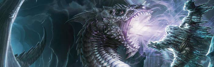 Dungeon Master's Screen Tyranny of Dragons