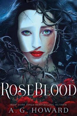Roseblood (UK edition)