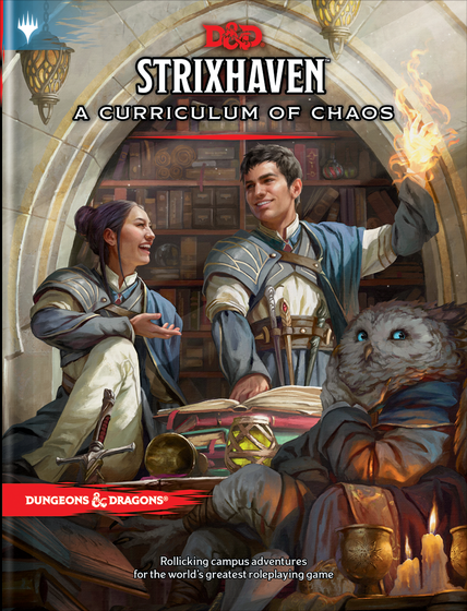 Strixhaven - Curriculum of Chaos: Dungeons & Dragons (DDN)
