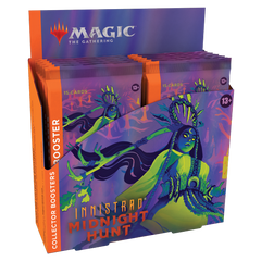 Innistrad Midnight Hunt Collector's Booster Display Box