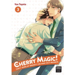 Cherry Magic! Thirty Years Of Virginity Can Make You A Wizard?! 3